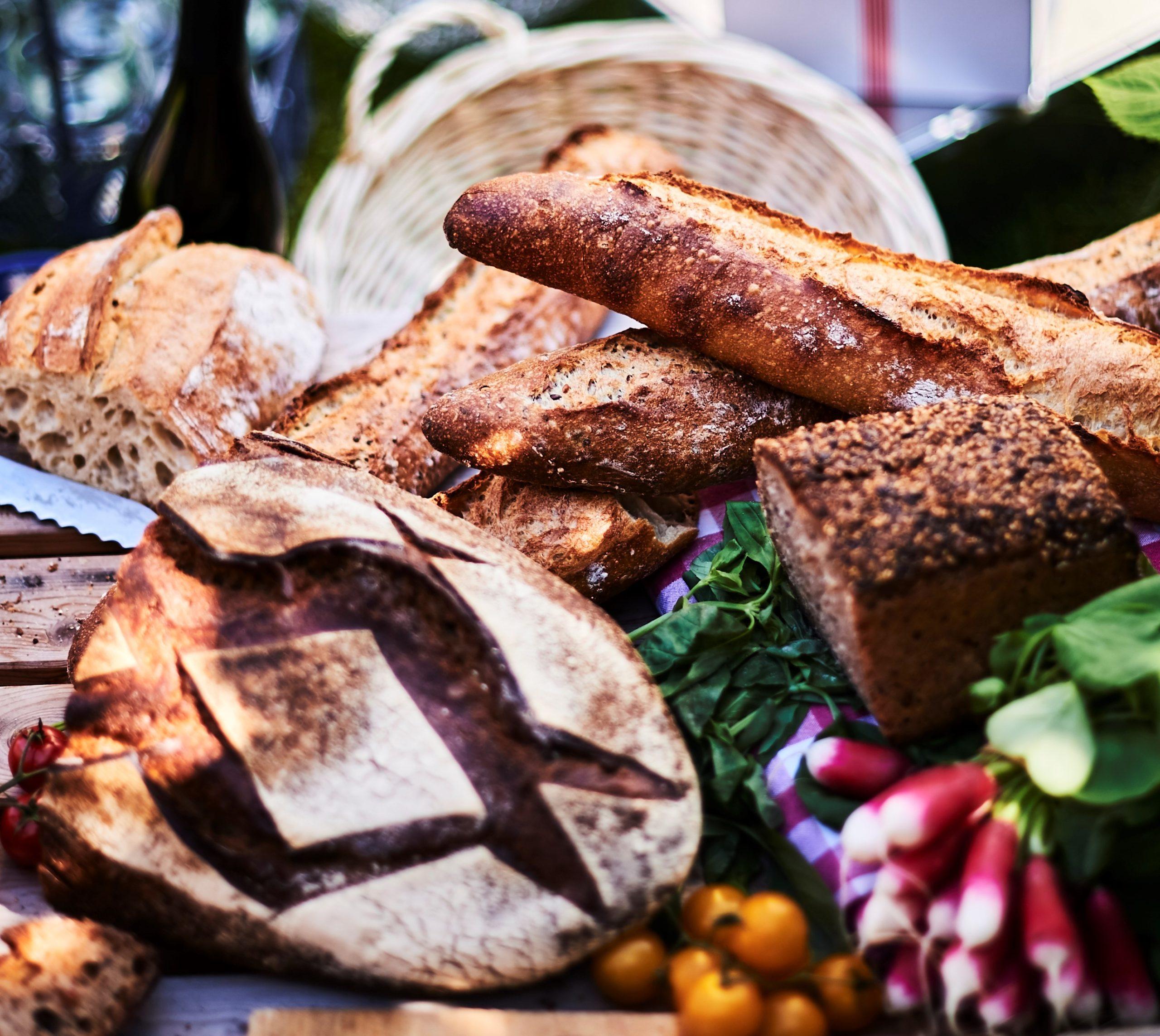 Les pains de La Briacine, Saint-Briac