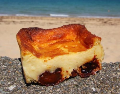 Far Breton fait à la Pâtisserie La Briacine
